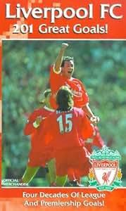 Liverpool F.C. 201 Great Goals! [VHS]