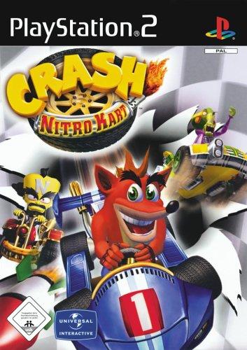 Crash: Nitro Kart [Software Pyramide]