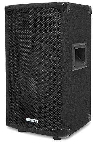 "Paar McGrey TP-8 DJ PA Lautsprecher Box 20cm (8"") Subwoofer 300W (Passiv, 2-Wege System, Holzgehäuse)"