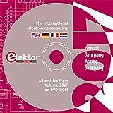 Elektor-DVD 2017: Alle Elektor-Artikel des Jahrgangs 2017 auf DVD-ROM