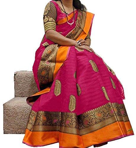 Saree(Nirmla Fashion Saree For Women Party Wear Half Sarees Offer Below 500...