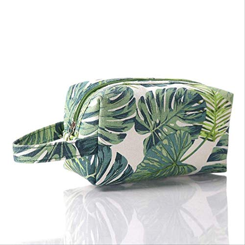 Pacchetto Wbdd Simple Ladies Canvas Storage Bag Cosmetic Bag d