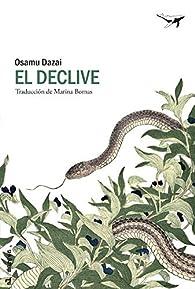 El declive par Osamu Dazai