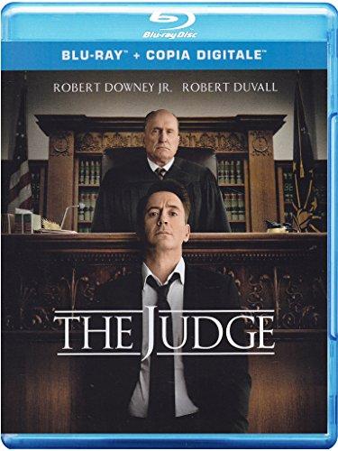 The judge [Blu-ray] [Import anglais]