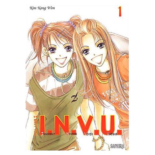 I.N.V.U., tome 1