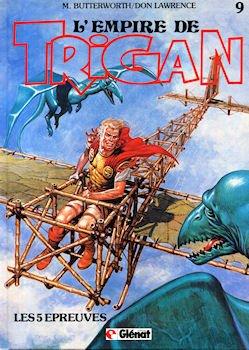 L'Empire de Trigan, tome 9 : Les 5 épreuves
