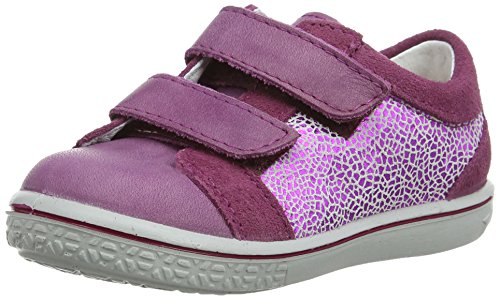 Ricosta Niddy M 61 Baby-Mädchen Krabbelschuhe Pink (Fuchsia/Pop)