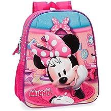 Minnie Smile Zainetto per bambini, 33 cm, 9.8 liters, Rosa