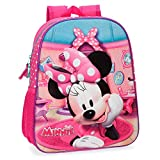 Disney Minnie Smile 4292161 Mochila Infantil, 28 cm, 6.44 Litros, Rosa