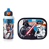 MEPAL Pop-up Trinkflasche und Brotdose lunchset-Campus-pubd-Star-Wars, abs, 0 mm, 2