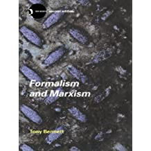 Formalism and Marxism: Volume 11 (New Accents)
