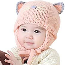 db12588a1ef2 gorro lana bebe - Multicolor - Amazon.es