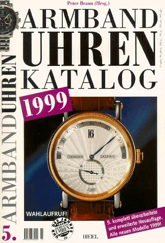 Armbanduhren. Katalog 1999