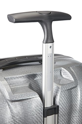Samsonite Suitcase, 86 cm, 144 Liters, Silver