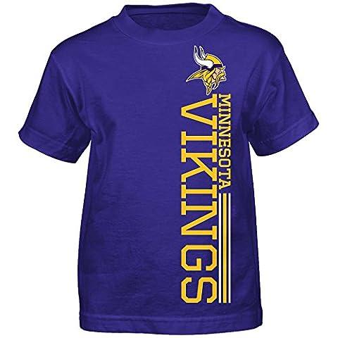 NFL Minnesota Vikings Boys Short sleeve Tee