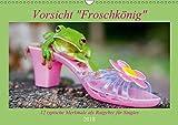 Vorsicht: Froschkönig (Wandkalender 2018 DIN A3 quer): Eine witzige Geschenkidee für alle Single Frauen. (Geburtstagskalender, 14 Seiten ) (CALVENDO ... [Apr 16, 2017] Travelpixx.com, k.A.