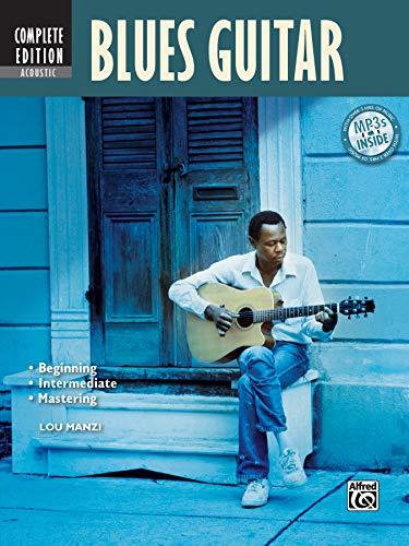 Acoustic Blues Guitar Method Complete (Book/CD/DVD) (National Guitar Workshop) (Acoustic Blues Guitar)