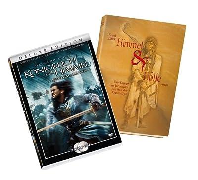 Königreich der Himmel - exklusiv bei Amazon.de (2 DVDs inkl. 160-seitigem Buch)