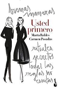 Usted primero par Marta Robles