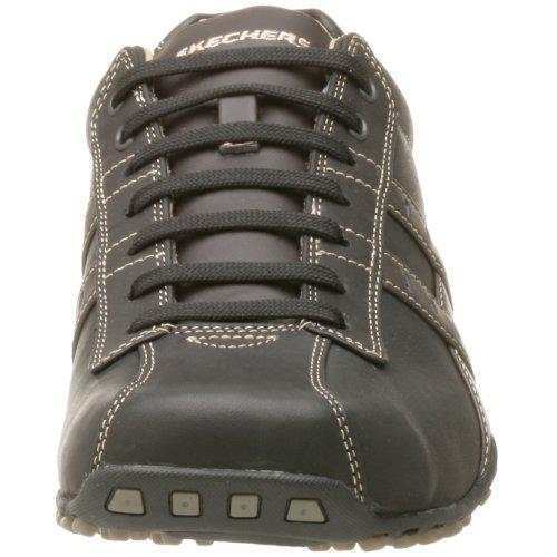 Skechers Citywalk Midnight 60488 CHAR Herren Halbschuhe Black