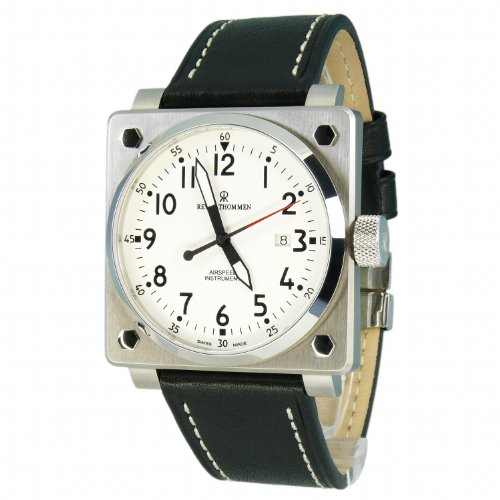 Revue Thommen Men's Automatic Watch 16576.2133 with Leather Strap