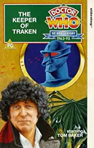Doctor Who The Keeper of Traken [VHS]