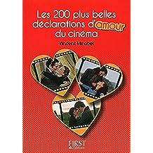 Petit Livre de - Les 200 plus belles répliques d'amour du cinéma (Le petit livre)