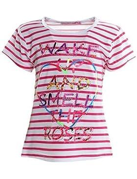 Mädchen Bluse T Shirt Sommer Girl Kurzarm Shirts Short Sleeve Sweat Hemd 20315