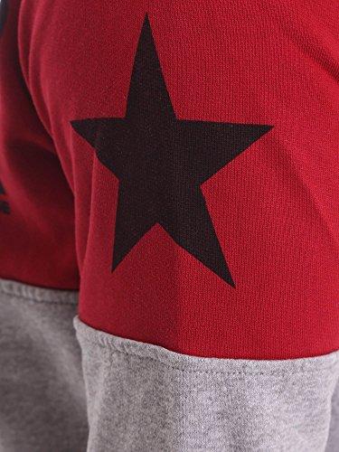 Converse Sweat Homme Sweat-shirt Nuances de gris