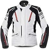 Held Caprino Damen Tourenjacke GTX, Farbe schwarz-grau, Größe D2XL