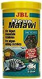 JBL NovoMalawi 1l - Aliment de base pour Cichlidés algivores