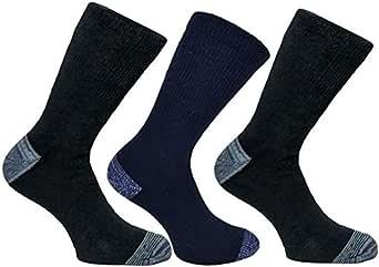 3,6,12 Pairs Mens BIG FOOT ULTIMATE WORK Socks 11 - 14