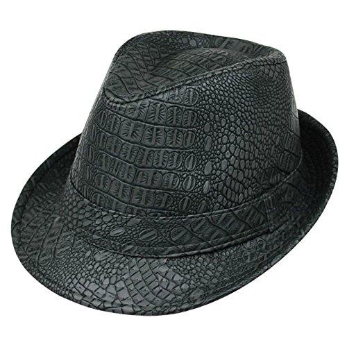 Cappello Mens moda in pelle/ autunno-inverno cappello leisure/ cappello di