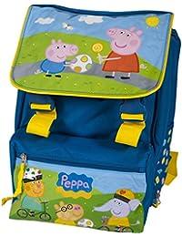 Peppa Pig mochila para la escuela primaria Blu