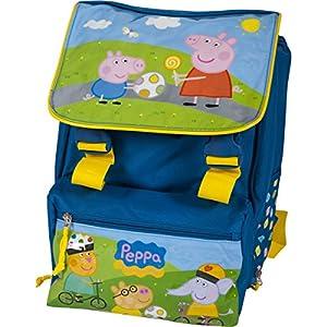 51PRQFF8boL. SS300  - Peppa Pig mochila para la escuela primaria Blu