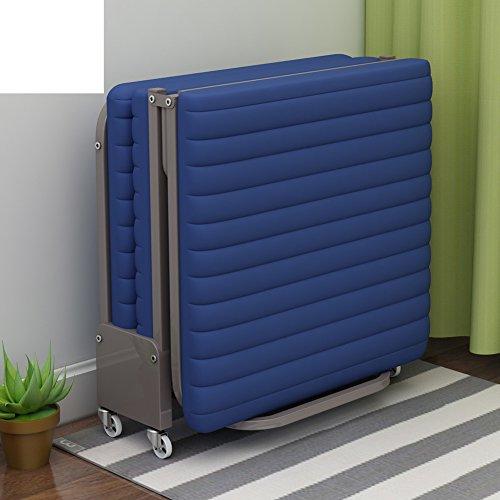 RWUEFSJV Sieste Office/Lit Pliant/Single Lunch Bed/Lit D'escorte Simple/Lit Portable/Lit Furtif-A