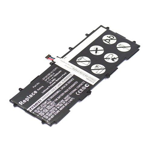 Preisvergleich Produktbild subtel® Premium Akku für Samsung Galaxy Tab 10.1 (GT-P7500/GT-P7511) / Galaxy Tab 2 10.1 (GT-P5100/GT-P5110) / Galaxy Note 10.1 (GT-N8000/GT-N8010/GT-N8020) (7000mAh) SP3676B1A Ersatzakku Batterie Tabletakku