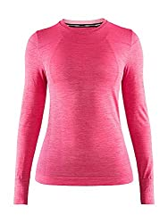 Craft Women's Fuse Knit Comfort Rn Long Sleeve Jersey, Fantasy, X-large