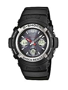 Casio G-Shock – Herren-Armbanduhr mit Analog/Digital-Display und Resin-Armband – AWG-M100-1AER