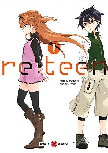 Re:Teen vol. 1