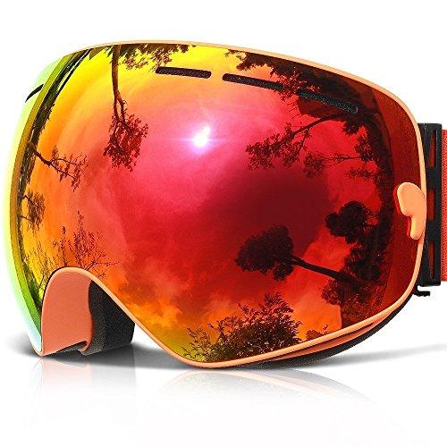 CHEYENNE Gog 201 Esquí Snowboard Gafas - Anti-Fog