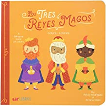 Tres Reyes Magos: Colors - Colores (English/Spanish Text)