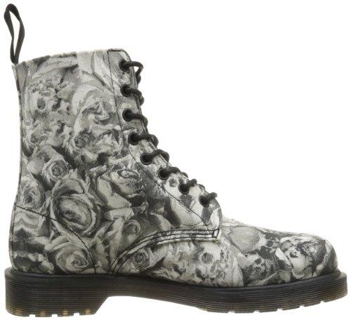 Dr Martens Beckett 3G88, Boots mixte adulte Gris (Black Grey)
