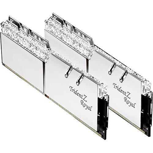 G.Skill Trident Z Royal módulo de - Memoria (16 GB, 2 x 8 GB, DDR4, 3200 MHz)