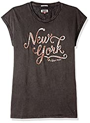 76e8e412ab3 Tommy Hilfiger Women Tops   T-Shirts Price List in India 3 April ...