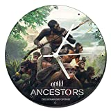 MasTazas Ancestors The Humankind Odyssey Orologio da Parete Wall Clock 20cm