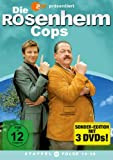 Die Rosenheim-Cops - Staffel 12, Folge 16-30 [3 DVDs]