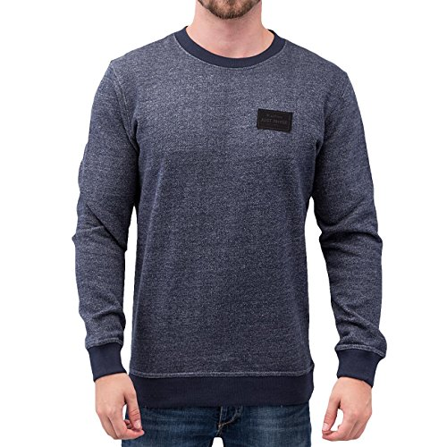 Just Rhyse Homme Hauts / Pullover New Bleu