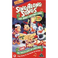 Sing Along Songs - Very Merry Christmas Songs / The Twelve Days Of Christmas