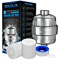 ‏‪Baulia SF800 Shower Water Filter Purifier System‬‏